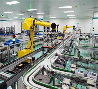 自动化生产线智能看板