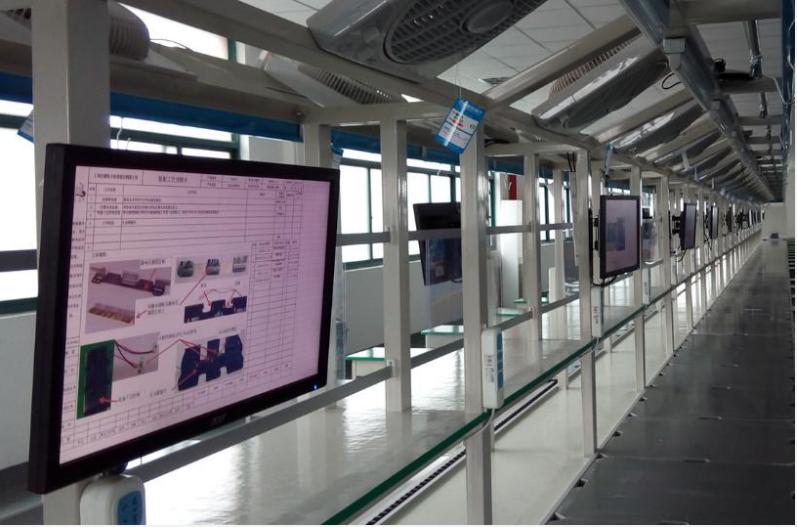 MES系统与生产管理可视化看板应用千赢国际老虎机登录_千亿平台