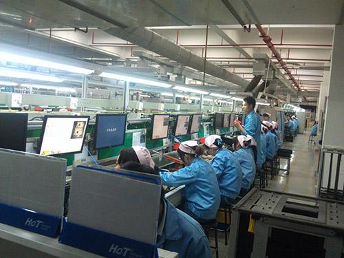 电子看板系统-提升车间秩序和产品质量