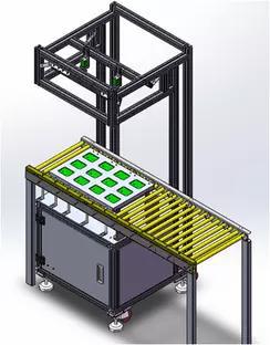 产品包裝扫描竞博电竞竞猜系统软件